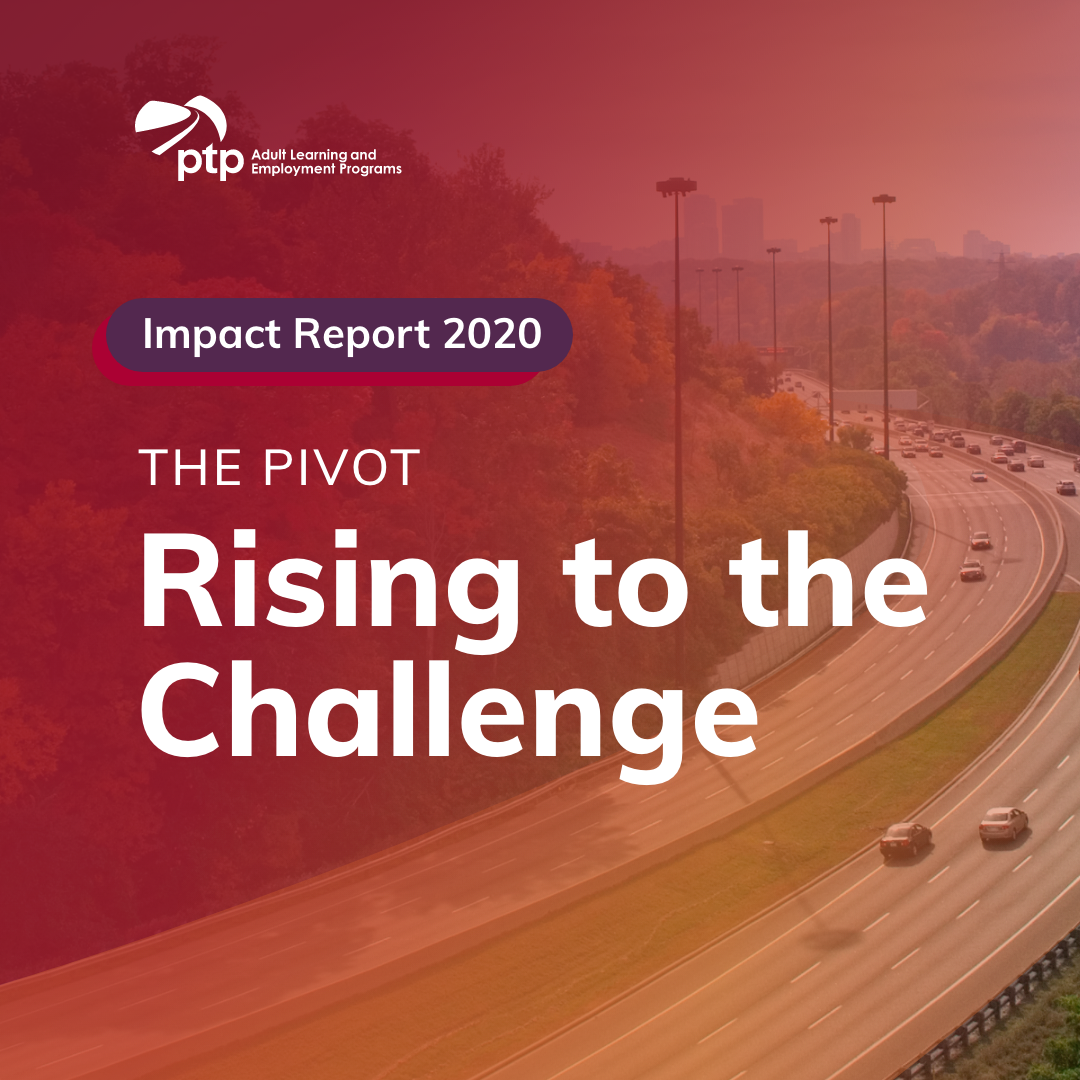 PTP Impact Report 2020-21 – The Pivot, Rising To The Challenge
